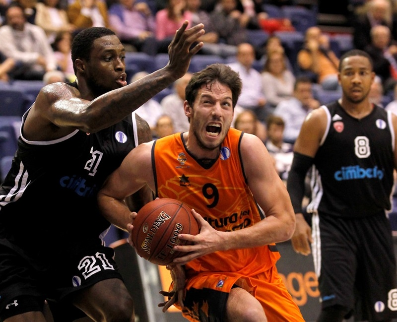 Sam Van Rossom - Valencia Basket - EC13 (photo Valencia Basket)