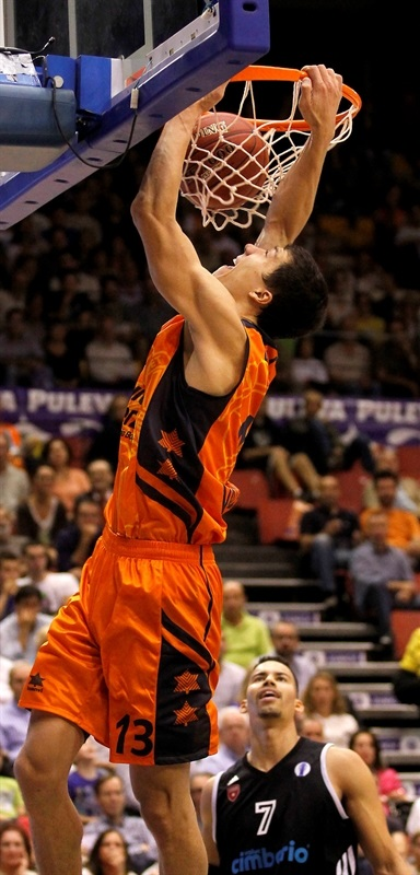 Vladimir Lucic - Valencia Basket - EC13 (photo Valencia Basket)