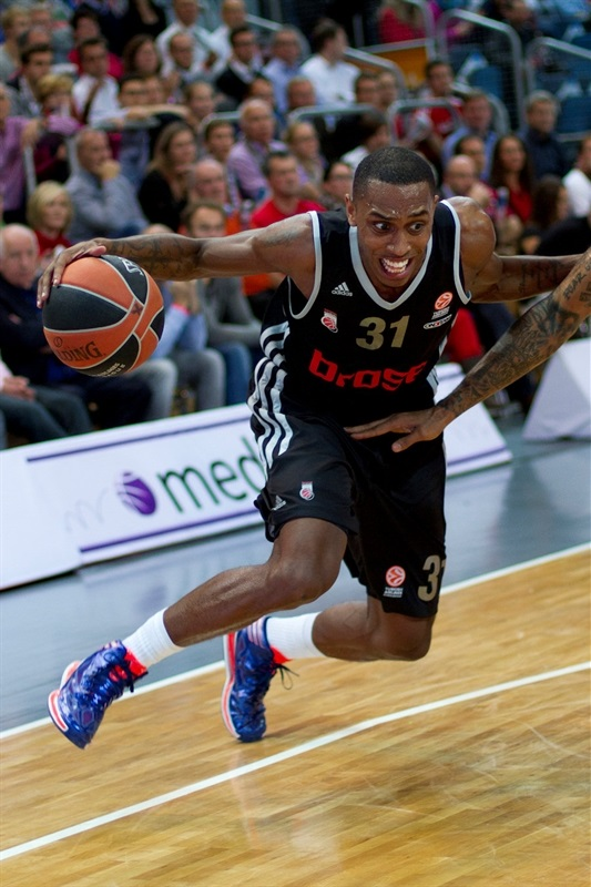 Jamar Smith - Brose Baskets Bamberg - EB13