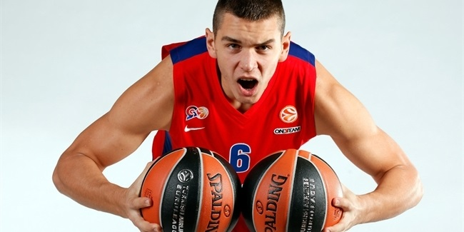 Nizhny tabs up-and-coming forward Gudumak