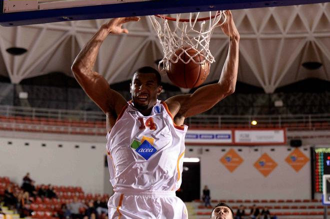 Quinton Hosley - Virtus Rome - EC13 (photo virtusroma.it - Ciamillo&Castoria)