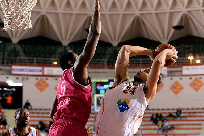 Riccardo Moraschini - Virtus Rome - EC13 (photo virtusroma.it - Ciamillo&Castoria)