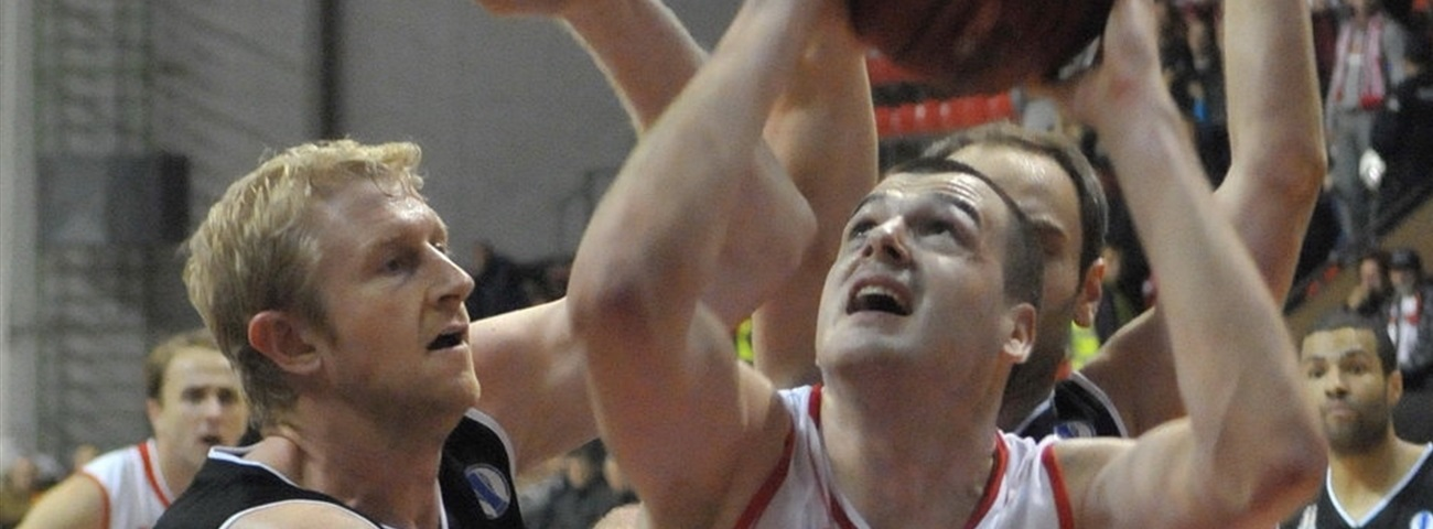 Union Olimpija tabs forward Lesic