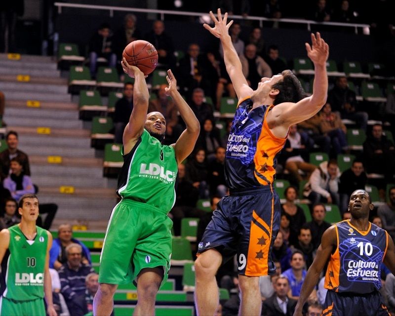 Chris Wright - Asvel Villeurbanne - EC13 (photo Asvel)