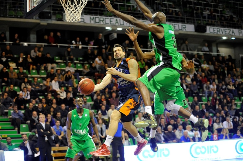 Rafa Martinez - Valencia Basket - EC13 (photo Asvel)