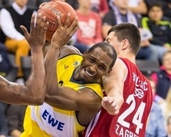 Rickey Paulding, EWE Baskets Oldenburg