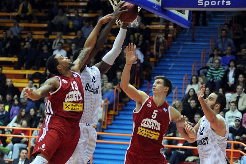 Mamadou Samb - Bilbao Basket - EC13 (photo Cedevita)