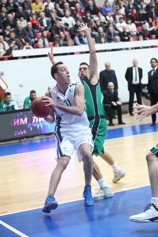 Chuck Eidson - Unics Kazan - EC13 (photo unics.ru)