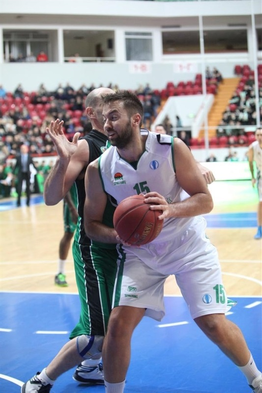 Ian Vougioukas - Unics Kazan (photo unics.ru)