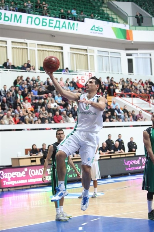 Nikos Zisis - Unics Kazan (photo unics.ru)