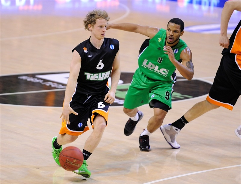 Per Guenther - Ratiopharm Ulm - EC13 (photo Asvel Villeurbanne)