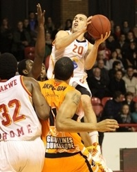 Jimmy Baron - Virtus Rome - EC13 (photo BCM Gravelines)