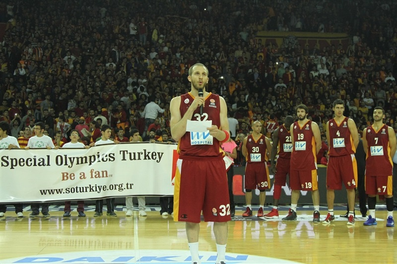 One Team - Sinan Guler - Galatasaray Liv Hospital - EB13