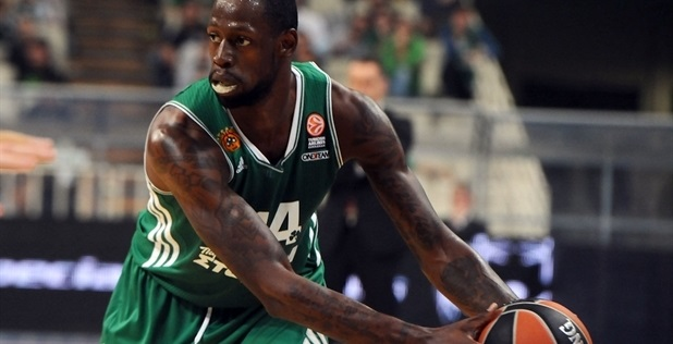 James Gist - Panathinaikos Athens - EB13