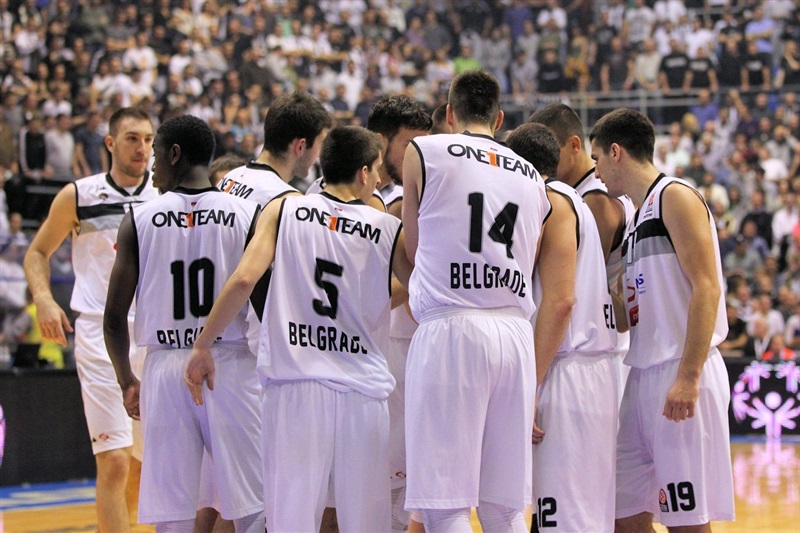 One Team - Partizan NIS Belgrade - EB13