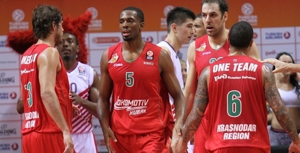 One Team - Derrick Brown - Lokomotiv Kuban - EB13
