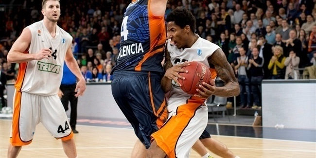Darussafaka inks Israeli League top scorer Clyburn