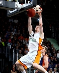 Matt Howard - Ratiopharm Ulm - EC13 (photo ratiopharm Ulm)