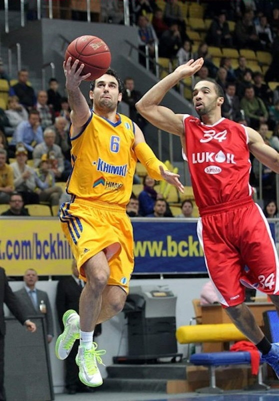 Marko Popovic - Khimki Moscow Region - EC13 (photo Khimki)