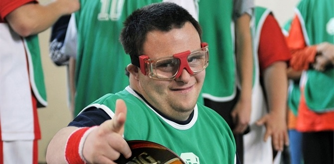 One Team and Special Olympics, changing lives: Mauro's story