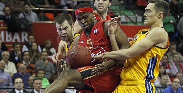 Joseph Jones - CAI Zaragoza - EC13 (photo Basket Zaragoza - Esther Casas)