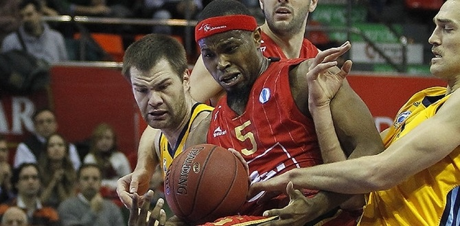Hapoel completes roster with forwards Jones, Gaffney