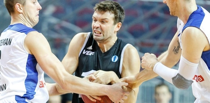 Ventspils brings in veteran guard Janicenoks