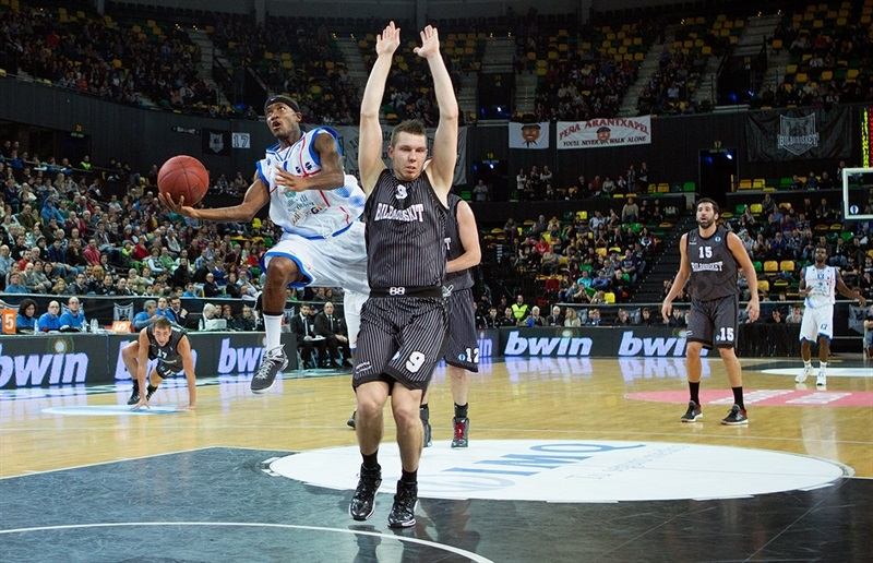Marques Green - Banco di Sardegna Sassari - EC13 (photo Bilbao Basket)
