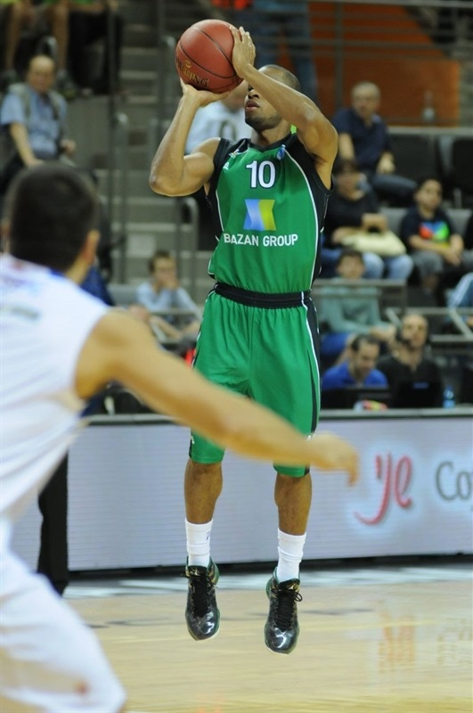 David Cubillan - Maccabi Haifa Bazan - EC13 (photo Maccabi Haifa - Omri Shtain)