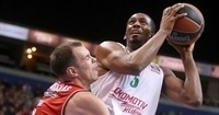 bwin MVP for November: Derrick Brown, Lokomotiv Kuban Krasnodar