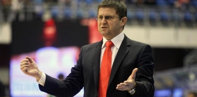 MZT Skopje, coach Vukoicic part ways