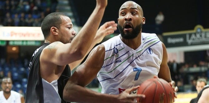 Regular Season Round 9 MVP: Jason Love, Belfius Mons-Hainaut