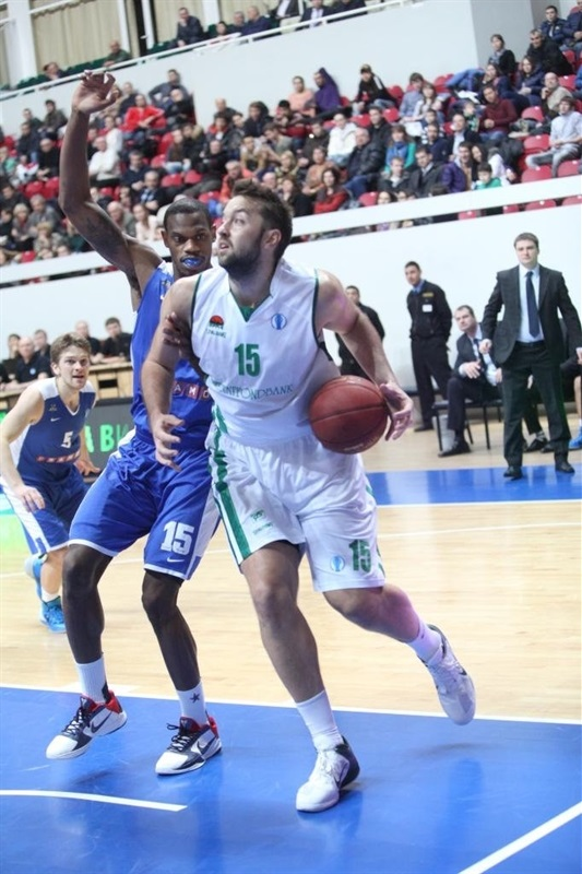 Ian Vougioukas - Unics Kazan - EC13 (photo Unics)