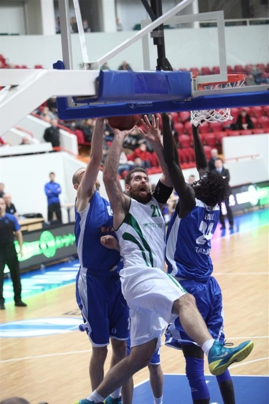 Kostas Kaimakoglou - Unics Kazan - EC13 (photo Unics)