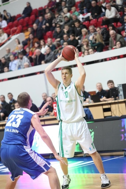 Evgeny Kolesnikov - Unics Kazan - EC13 (photo Unics)