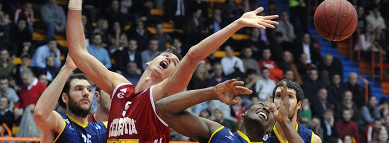 Nizhny adds size with Zubcic