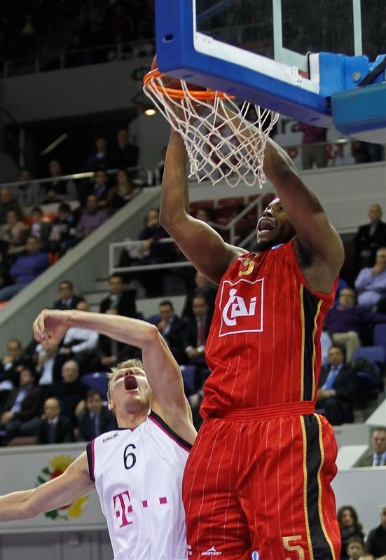 Joseph Jones - CAI Zaragoza - EC13 (photo Basket CAI Zaragoza - Esther Casas)