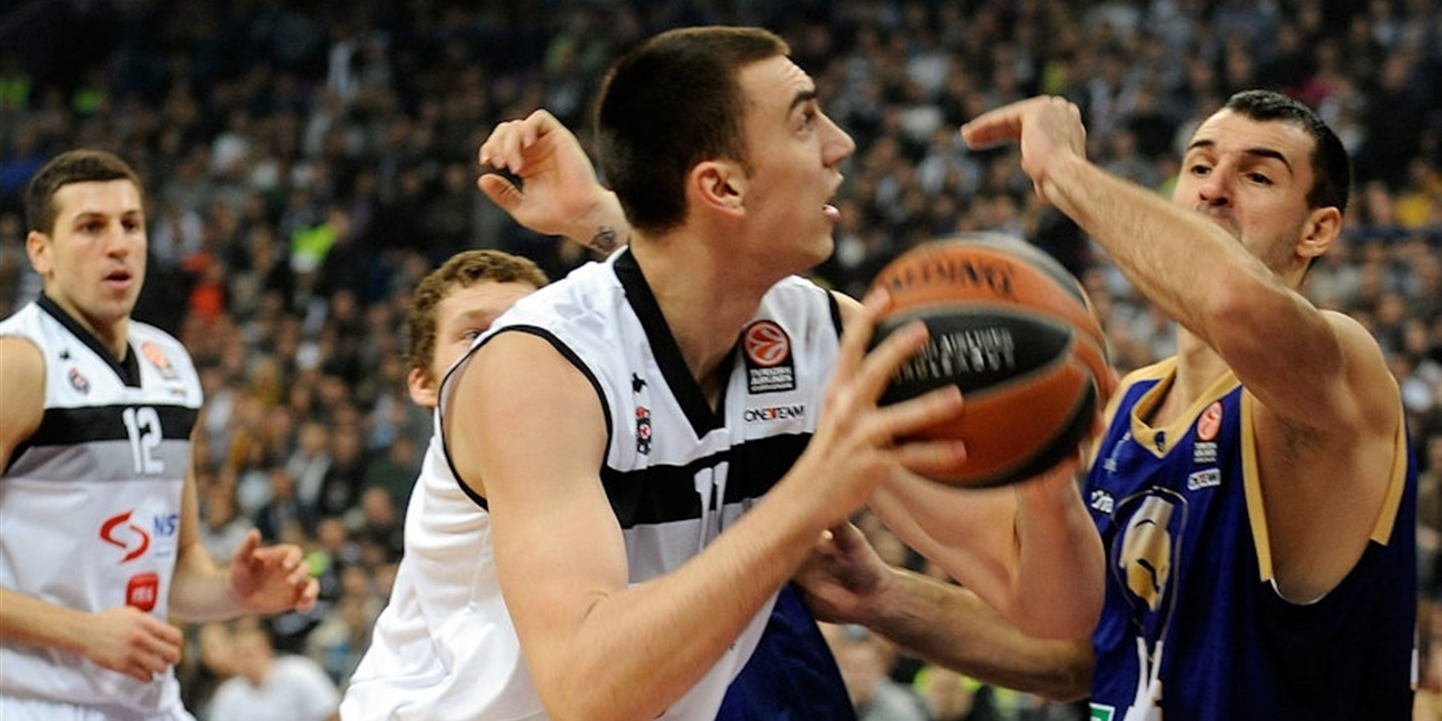 Olympiacos adds size with Milutinov
