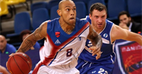 Regular Season Round 8 MVP: Marc Carter, Panionios Athens
