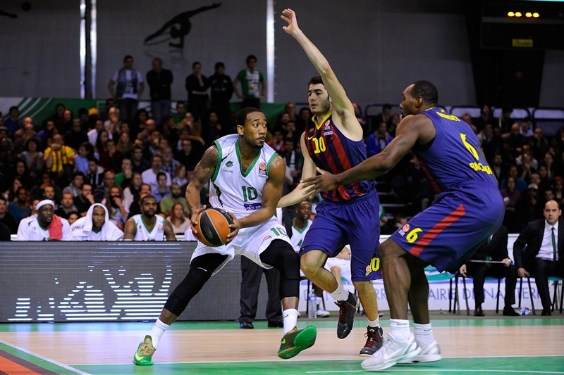 David Lighty - JSF Nanterre - EB13