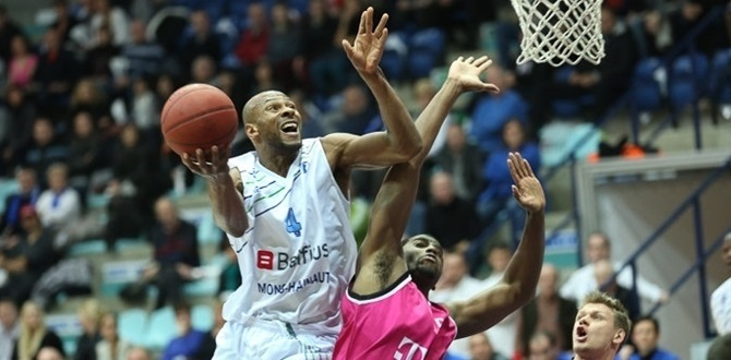 Telenet Ostend lands Guy Muya for one season