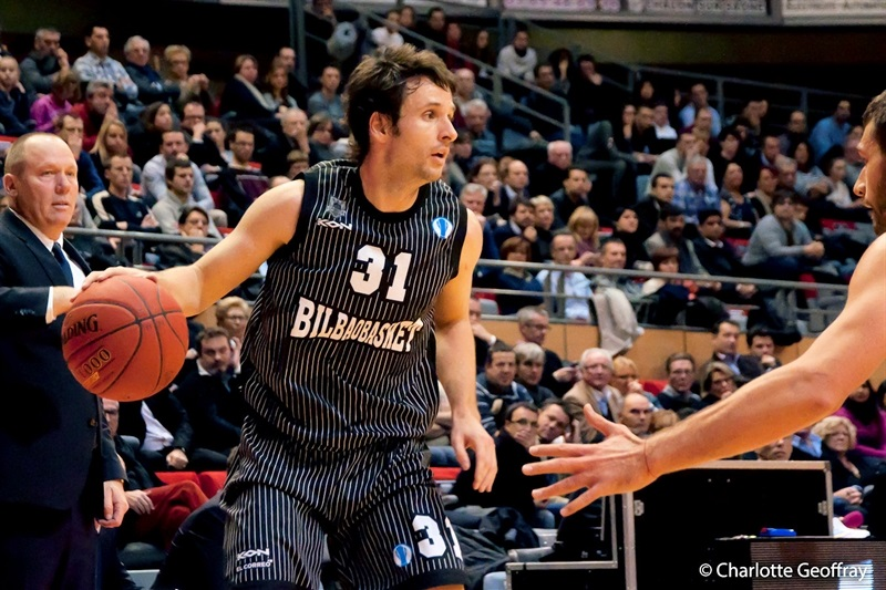 Raul Lopez - Bilbao Basket - EC13 (photo Elan Chalon - Charlotte Geoffray)