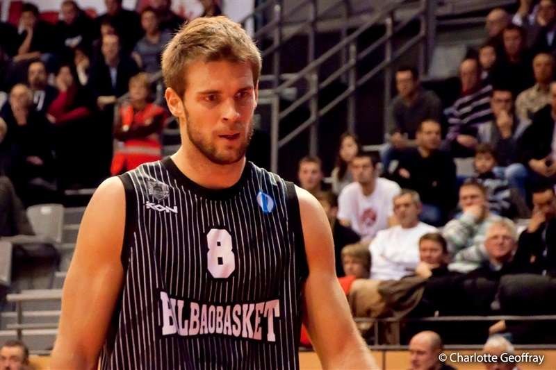 Fran Pilepic - Bilbao Basket - EC13 (photo Elan Chalon - Charlotte Geoffray)