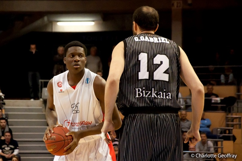 Clint Capela - Elan Chalon - EC13 (photo Elan Chalon - Charlotte Geoffray)