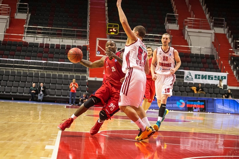 Billy Keys - Bisons Loimaa - EC13 (photo Spartak SPB)
