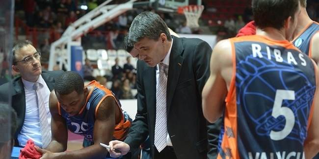 Laboral Kutxa hands reins to coach Perasovic