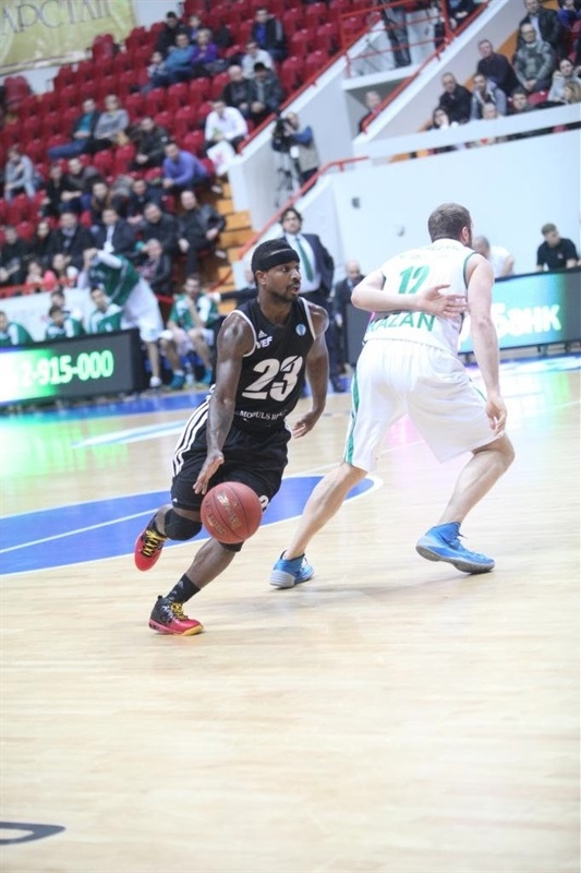 Dee Brown - VEF Riga - EC13 (photo Unics)