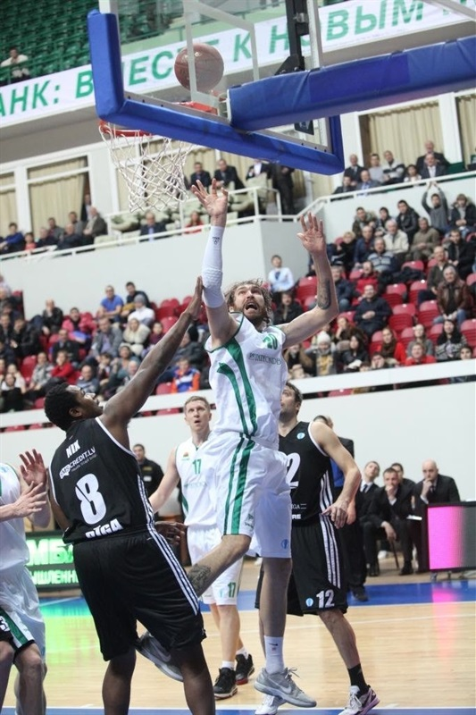 Dmitry Sokolov - Unics Kazan - EC13 (photo Unics)