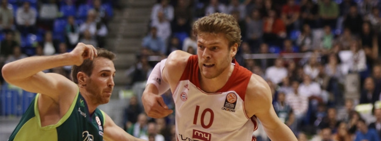 Brose Baskets brings in Staiger