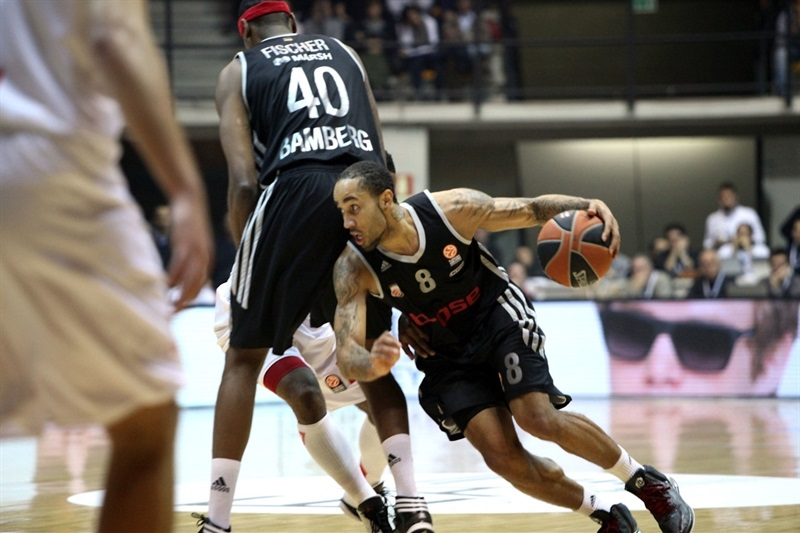 Zach Wright - Brose Baskets Bamberg - EB13